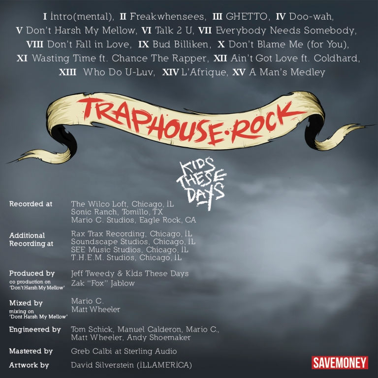 Traphouse Rock Back Cover