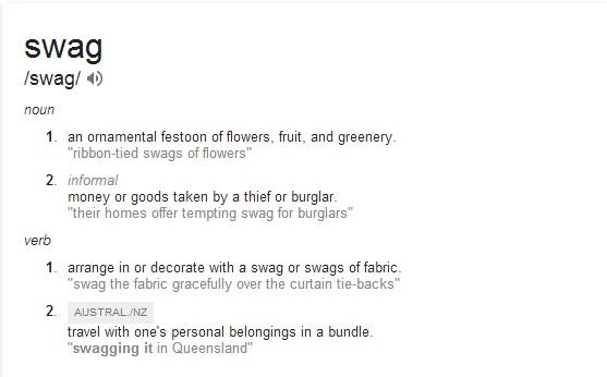 Swag Definition