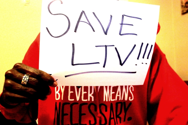 Save LTV (colour)