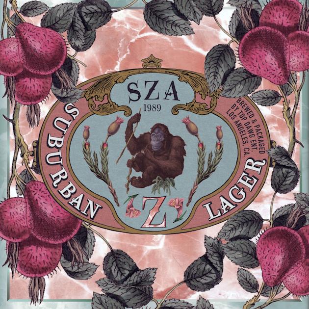 SZA-Z-Cover