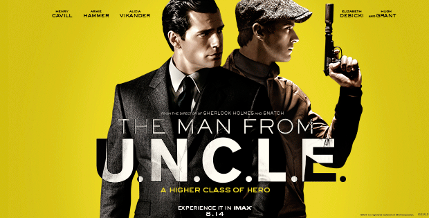 The Man From U.N.C.L.E – The STiXXclusiveReview