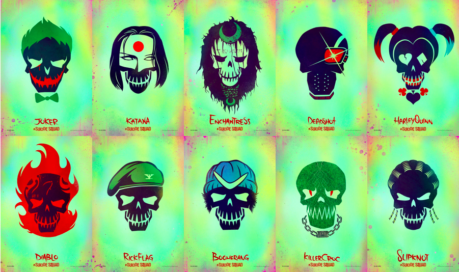 Suicide+Squad+char+posters